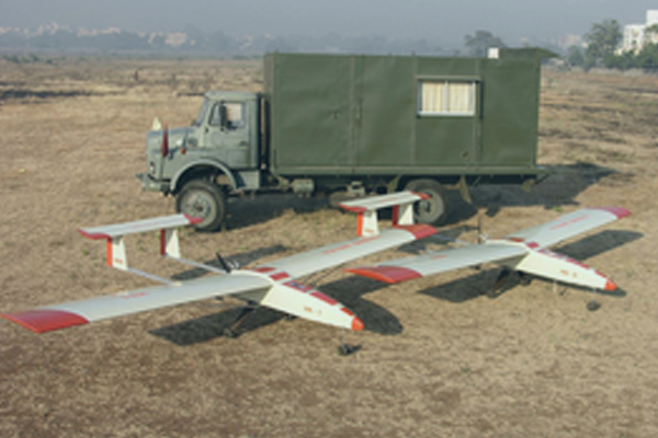 Jahagirdar Aero Products - Services Of Unmanned Aerial Systems And Targets